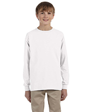 Gildan G240B Boys Ultra Cotton 6 oz. Long-Sleeve T-Shirt at GotApparel