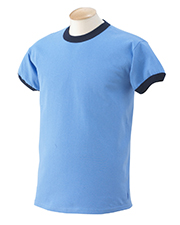 Gildan G260 Men Ultra Cotton Ringer T-Shirt at GotApparel