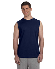 Gildan G270 Men Ultra Cotton 6 oz. Sleeveless T-Shirt