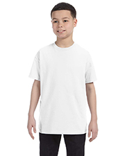Gildan G500B   Boys Heavy Cotton™ Youth 5.3 oz. TShirt at GotApparel