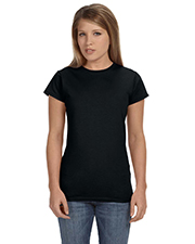 Gildan G640L  Ladies 4.5 oz Cotton T-shirt at GotApparel
