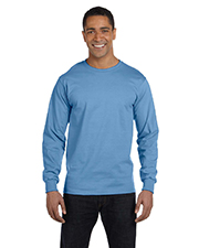 Gildan G840 Men DryBlend 5.6 oz., 50/50 LongSleeve T-Shirt at GotApparel