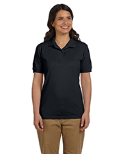 Gildan G948L Women DryBlend 6.5 oz. Pique Sport Shirt at GotApparel