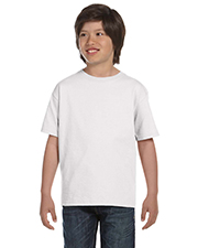 Fruit of the Loom HD6BY Boys 6 oz., 100% Cotton Lofteez HD T-Shirt