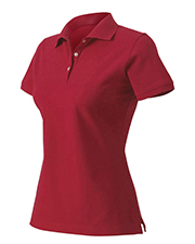 Harvard Square HS370W Ladies Five Star Performance Pique Sport Shirt at GotApparel