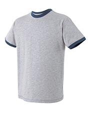 Hyp Sportswear HY116  Avalon Heather Ringer T at GotApparel