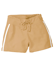 Hyp Sportswear HY302  Ladies Vintage Terry Shorts at GotApparel