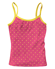 Hyp Naughty HY403  Ladies Spandex Cami at GotApparel
