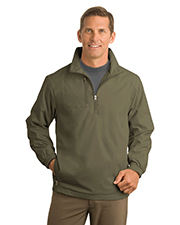Port Authority J703 Men 1/2Zip Wind Jacket at GotApparel