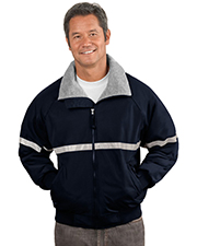 Port Authority J754R Men Challenger™ Jacket with Reflective Taping at GotApparel