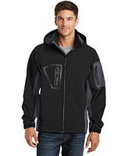 Port Authority J798 Men Waterproof Soft Shell Jacket at GotApparel
