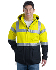 Port Authority® Safety Heavyweight Parka