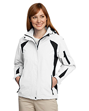 Port Authority L304 Women AllSeason II Jacket at GotApparel