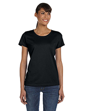 Fruit of the Loom L3930R Women 5 oz., 100% Heavy Cotton HD TShirt