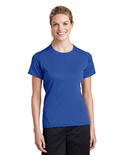 Sport-Tek L473 Women Dry Zone Raglan Accent T-Shirt