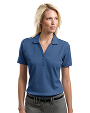 Port Authority L492  - Ladies Performance Waffle Mesh Sport Shirt.  at GotApparel