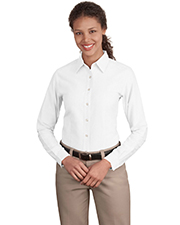 Port Authority L606 Women Classic Oxford