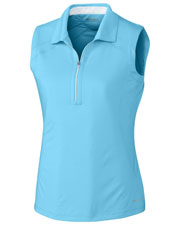 Cutter & Buck LAK04431 Women    DryTec Sleeveless Livia Polo Shirt at GotApparel