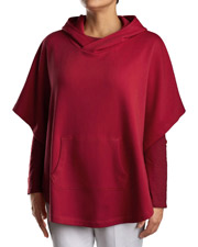 Cutter & Buck LCK02361 Half Sleeve Hooded Poncho at GotApparel