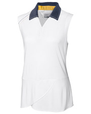 Cutter & Buck LCK02386 Women Cb Drytec S/L Rise And Shine Polo