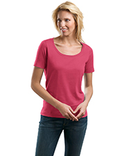 Port Authority LM1003 Women Concept Scoop Tee at GotApparel
