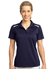 Sport-Tek LST670  - Ladies Vector Sport-Wick Polo at GotApparel