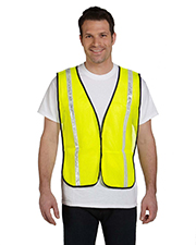 OccuNomix LUXXGT Men Value Mesh Gloss Vest at GotApparel