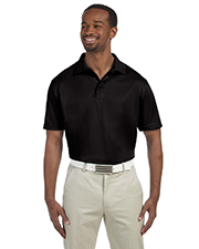 Harriton M315  Polytech Polo at GotApparel