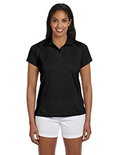 Harriton M315W   Women Ladies' 4 oz. Polytech Polo at GotApparel