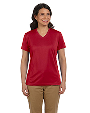 Harriton M320W  Ladies Athletic Sport T-Shirt at GotApparel