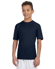 Harriton M320Y  Youth Athletic Sport T-Shirt at GotApparel