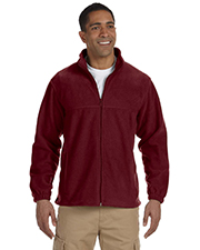 Harriton Full Zip Mens Fleece