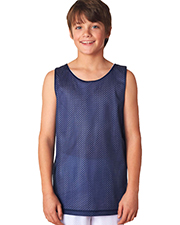 A4 N2206 Boys Youth Reversible Mesh Tank