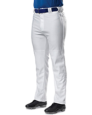 A4 N6162 Men Pro Style Open Bottom Baggy Cut Baseball Pant at GotApparel
