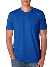 Next Level N6210 Men Premium Fitted CVC Crew Tee at GotApparel