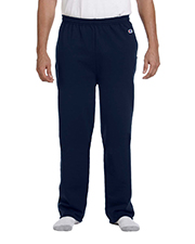 Champion P800 Men Eco 9 oz. Open-Bottom Fleece Pant with Pockets