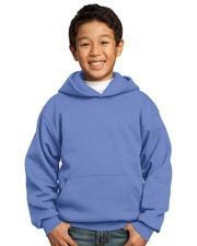 Port & Company PC90YH  Youth Pullover Hooded Sweatshirt at GotApparel