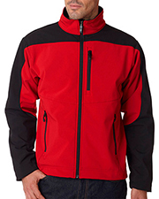 Storm Creek S4200  Mens Full-Zip Softshell Jacket at GotApparel