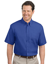 Port Authority S508 Men Short Sleeve Easy Care Shirt at GotApparel