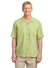 Port Authority S536 ® Patterned Easy Care Camp Shirt.  at GotApparel