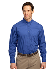 Port Authority S607 ® - Long Sleeve Easy Care/Soil Release Shirt.  at GotApparel