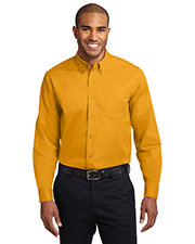 Port Authority S608ES Men Extended Size Long Sleeve Easy Care Shirt