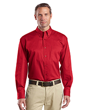 CornerStone SP17  ® Long Sleeve SuperPro Twill Shirt at GotApparel