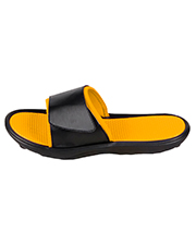 Gildan Tie-Dyes SS300BND  SS300 Adult Dyenomite Adult Athletic Sandal Slides at GotApparel