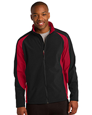 Sport-Tek ST970 Men Colorblock Soft Shell Jacket at GotApparel
