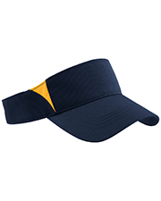 Sport-Tek STC13  Unisex Dry Zone   Colorblock Visor at GotApparel
