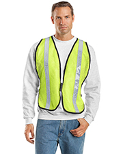 Port Authority SV02 Men Mesh Enhanced Visibility Vest