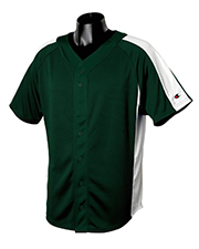 Champion T2207 Chamipion Pieced Mesh Baseball Jersey T at GotApparel