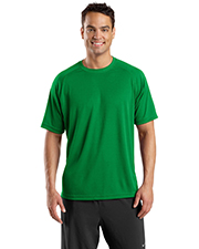 Sport-Tek T473 Men Dry Zone Short Sleeve Raglan T-Shirt at GotApparel