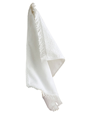 Anvil T640 Unisex Fringed Hand Towel at GotApparel